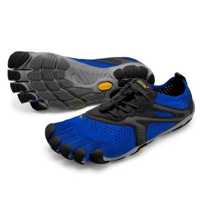 Vibram V-RUN MEN blue / black