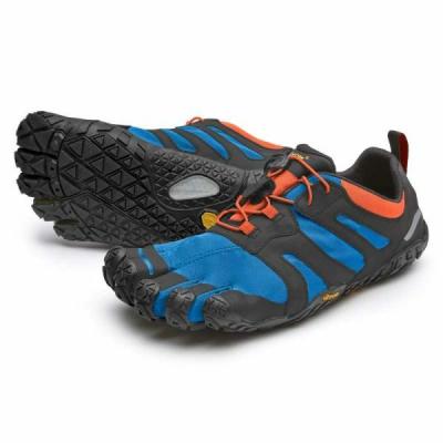 Vibram V-Trail 2.0 Men  Blue / Orange
